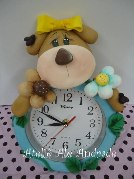 Relógio de urso                                                                                                                                                                                 Mais