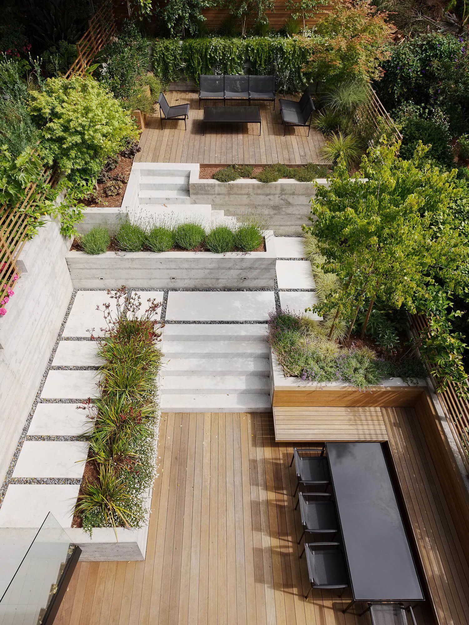 19 Terraza jardin