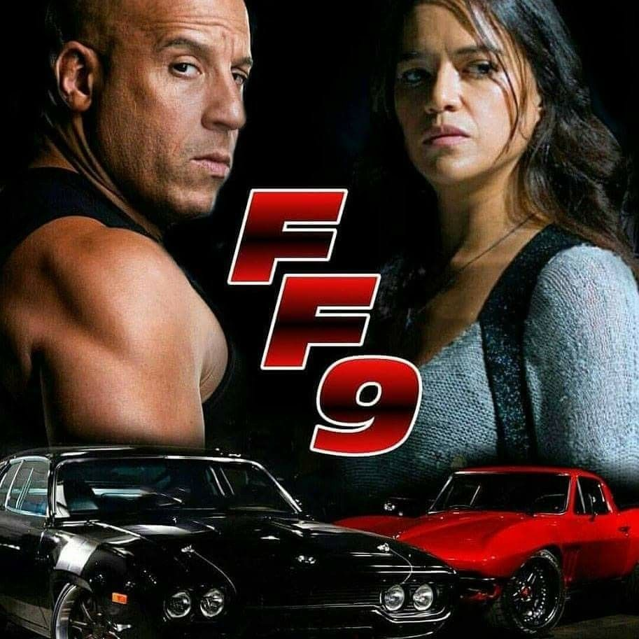 Fast The Furious 9 Starring Vin Diesel As Dominic Toretto