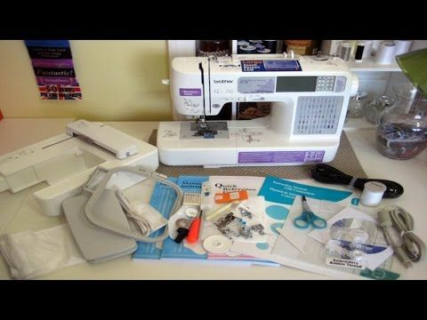 Never Pay For Embroidery Files Again How To Digitize Logos Yourself Youtube Embroidery Machine Reviews Best Embroidery Machine Brother Se400