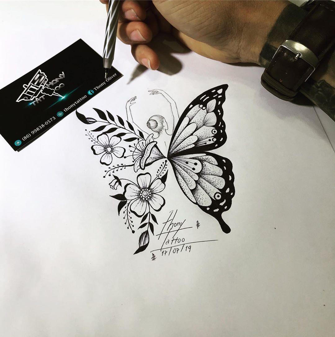 """Photo of Especialista Em Traços Finos😍 on Instagram: """"Criação exclusiva❤️🙏🏻☺️ . Orçamentos no 998380573 . . #thonytattoo #tattoo2me #tattooinspiration #tattooed #tattooideas #tattoo #tattoos…"""""""