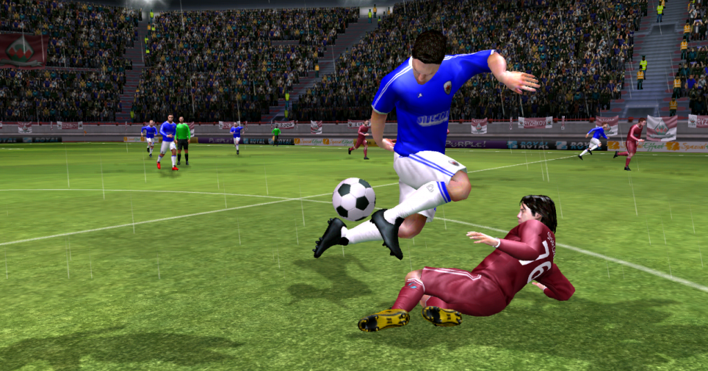 Free Download Dream League Soccer 2018 For Pc And Mac Soccer League Soccer Images