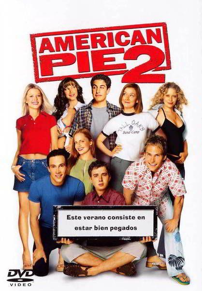 Ver American Pie 2 La Segunda Vez Es Mejor 2001 Online Descargar Hd Gratis Español Latino Subtitulada Peliculas American Pie Risa