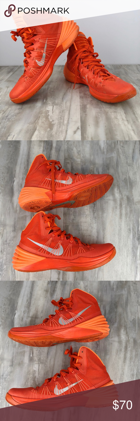 ae54e30662b4 ... australia nike hyperdunk 2013 high top basketball shoes nike mens  hyperdunk 2013 tb brilliant orange basketball
