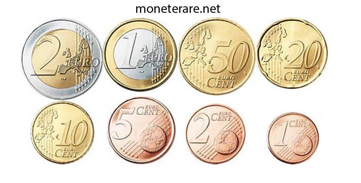 Euro Slovenia Monete Slovenia