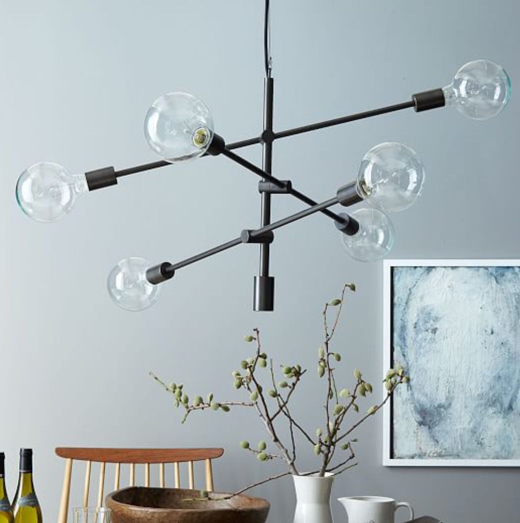 Http Www Westelm Com Products Mobile Chandelier Large W1885