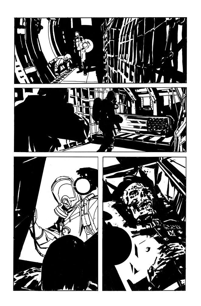 Jean Paul Leon  Comics    Comic John Paul And Storyboard