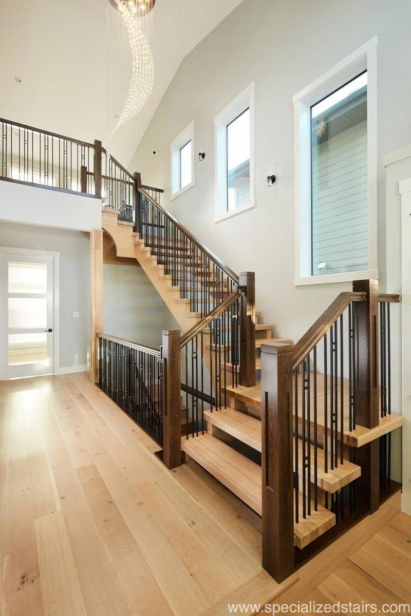 Best Prices For The Development Of A Basement Floating Stairs 400 x 300
