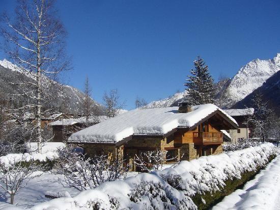 Ski Breezy - Chalet DIle: Ski Breezy chalet Chamonix