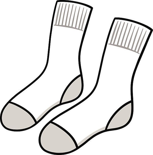image result for socks clipart black and white pictures rh pinterest ca socks clipart stock clipart free