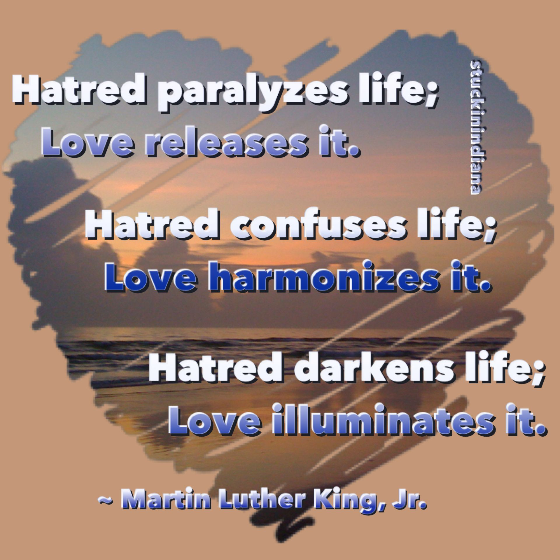 Hatred Vs Love King Quotes Quotes To Live By Hatred
