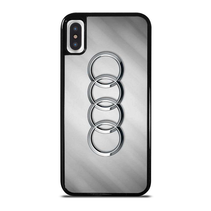 056d11a0 AUDI ICON iPhone X / XS Case Cover di 2019   iPhone X / XS Case