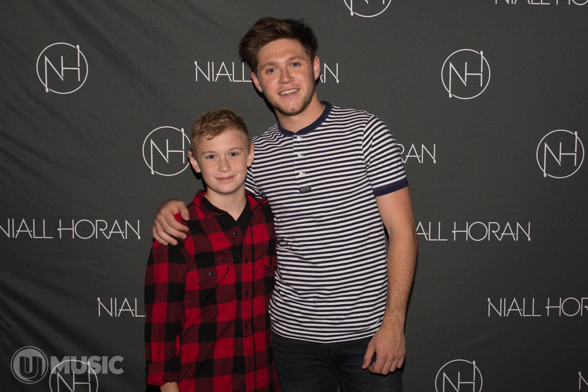 November 1 Flicker Sessions Toronto Meet N Greet Niall Horan