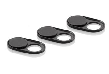 New Arrival Magnet Slider Webcam Privacy Cover for laptops smartphones macbooks
