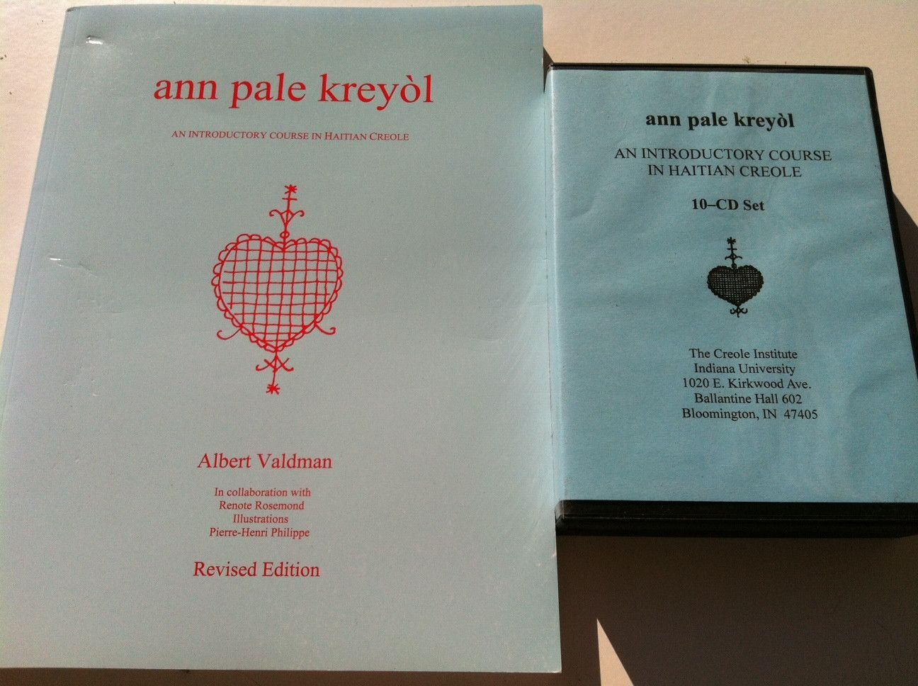 Ann Pale Kreyol