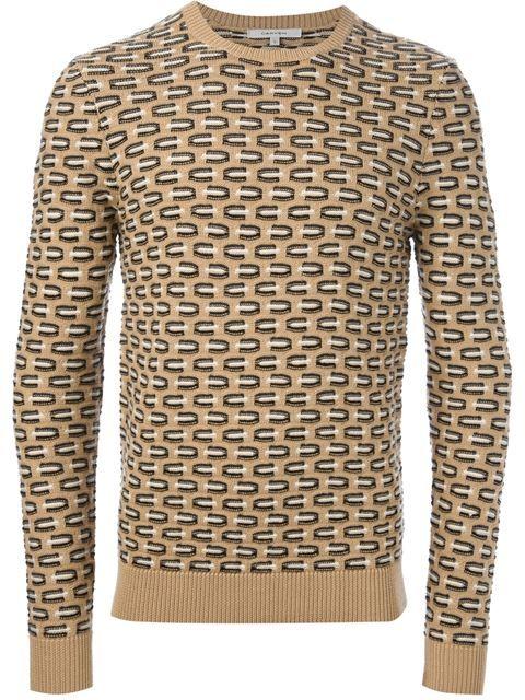 3e37886181 Carven Patterned Sweater - O  - Farfetch.com