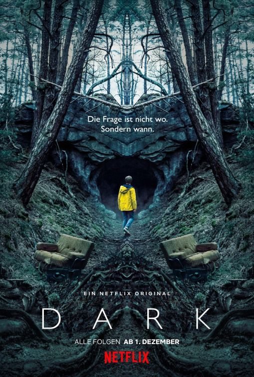 Click to View Extra Large Poster Image for Dark | Filmes, Netflix ...
