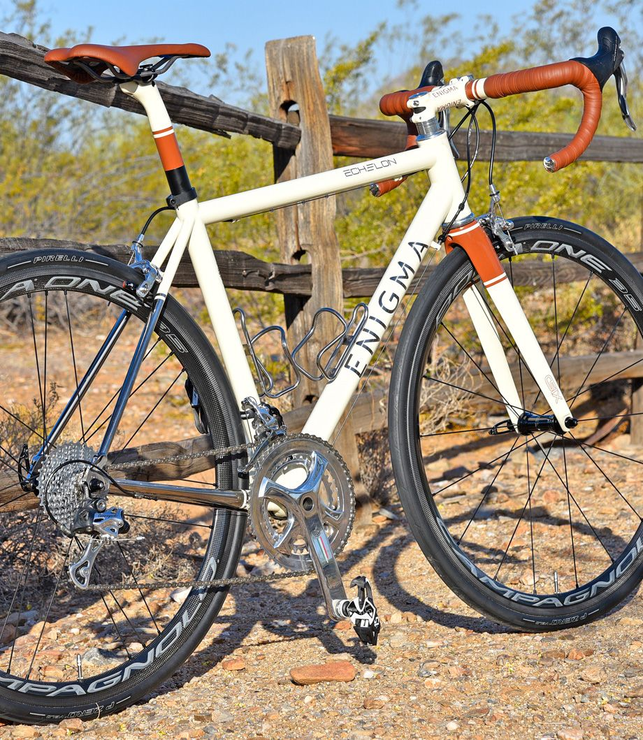 Enigma Bikes Echelon Review Nahbs Best Campagnolo Winner With