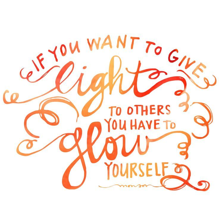 This Week In Happiness: Shine From The Inside Out :: The Glow Stick Diaries  #theglowstickdiaries #inspiration #motivation #blogger