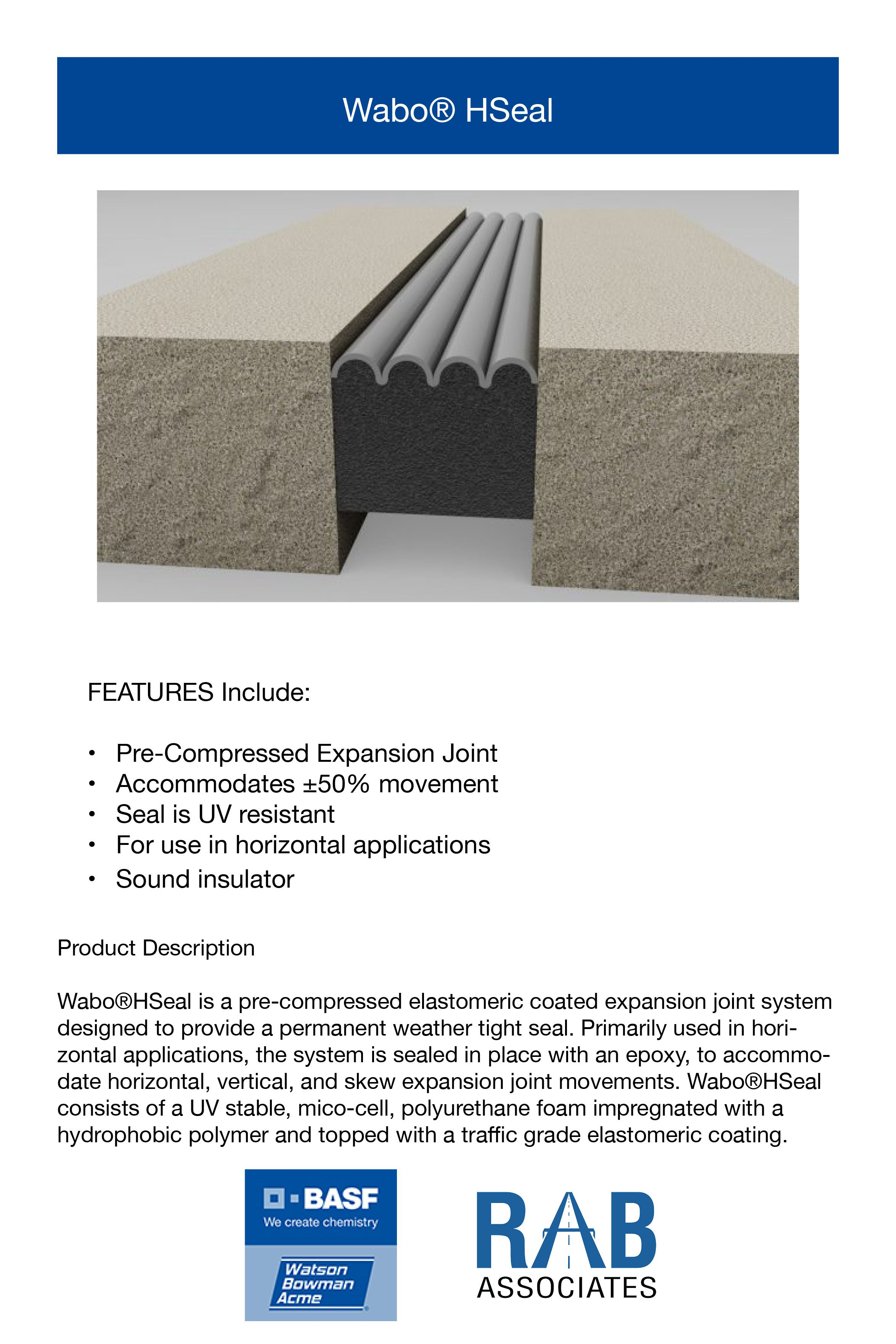 Elastomeric coated expansion joint system  Specification