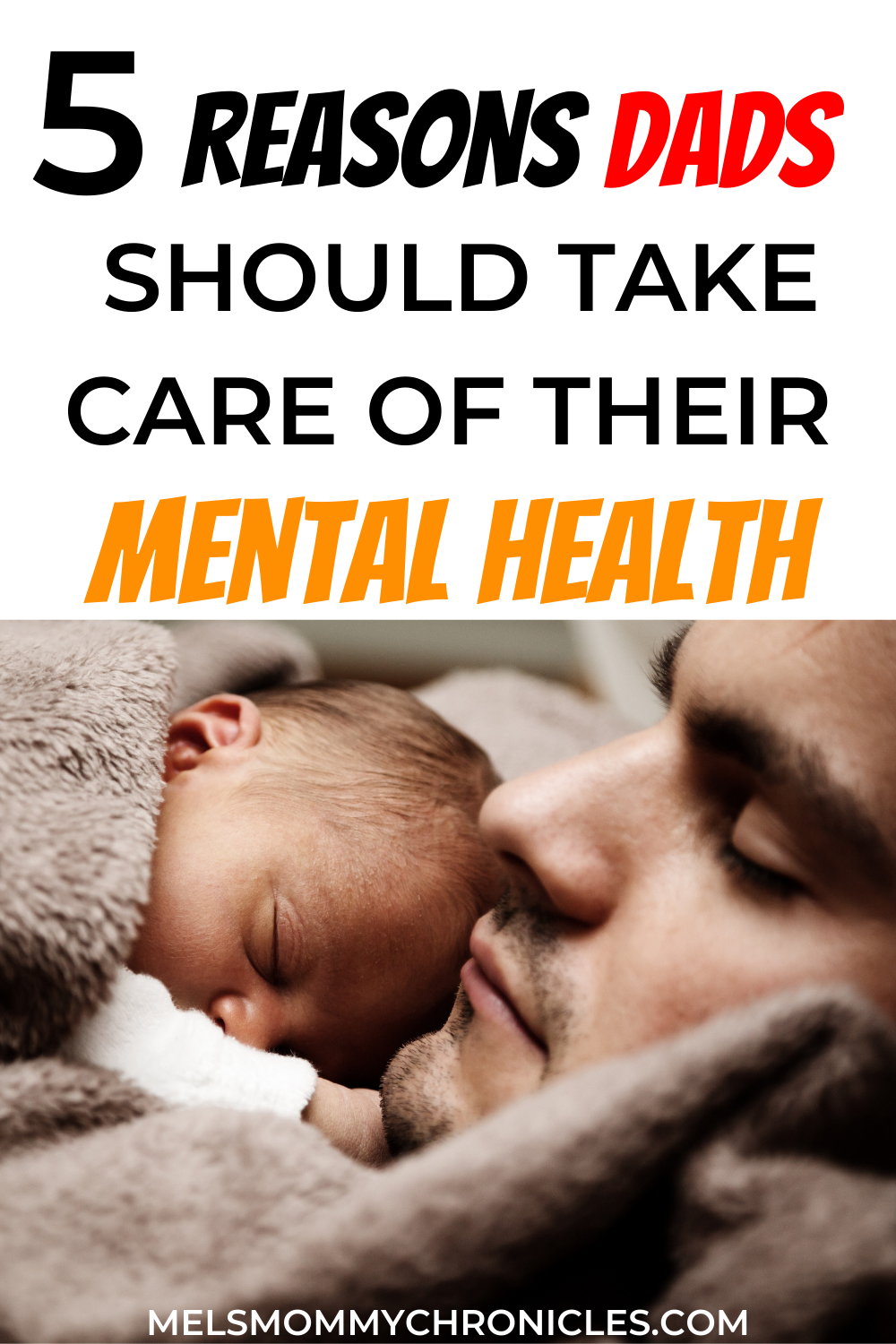 5 Reasons Why Dad's Mental Health Is Important to Your Kids