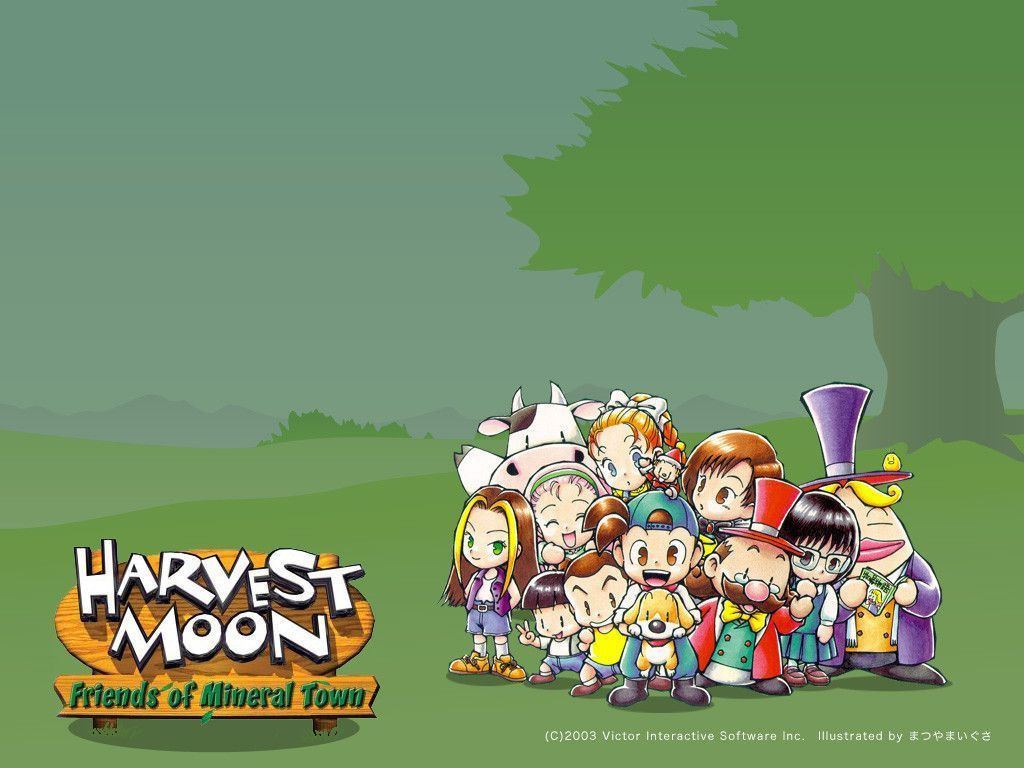Image Are From Google Harvest Moon Blog