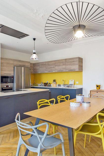 Aménagement cuisine  idées déco et astuces Kitchen dining