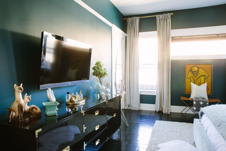 Bedroom | Black Lacquer Design