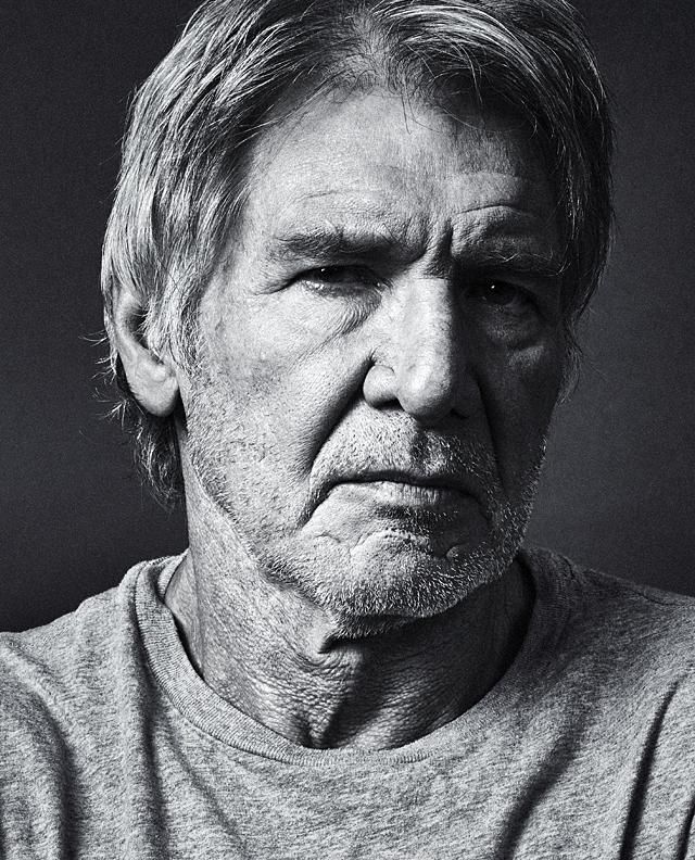 Harrison Ford (1942) - American film actor and producer