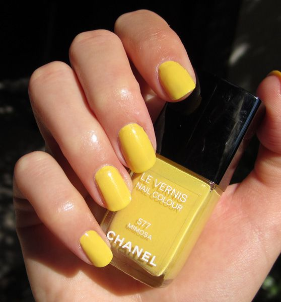 Chanel Mimosa..gotta have it!