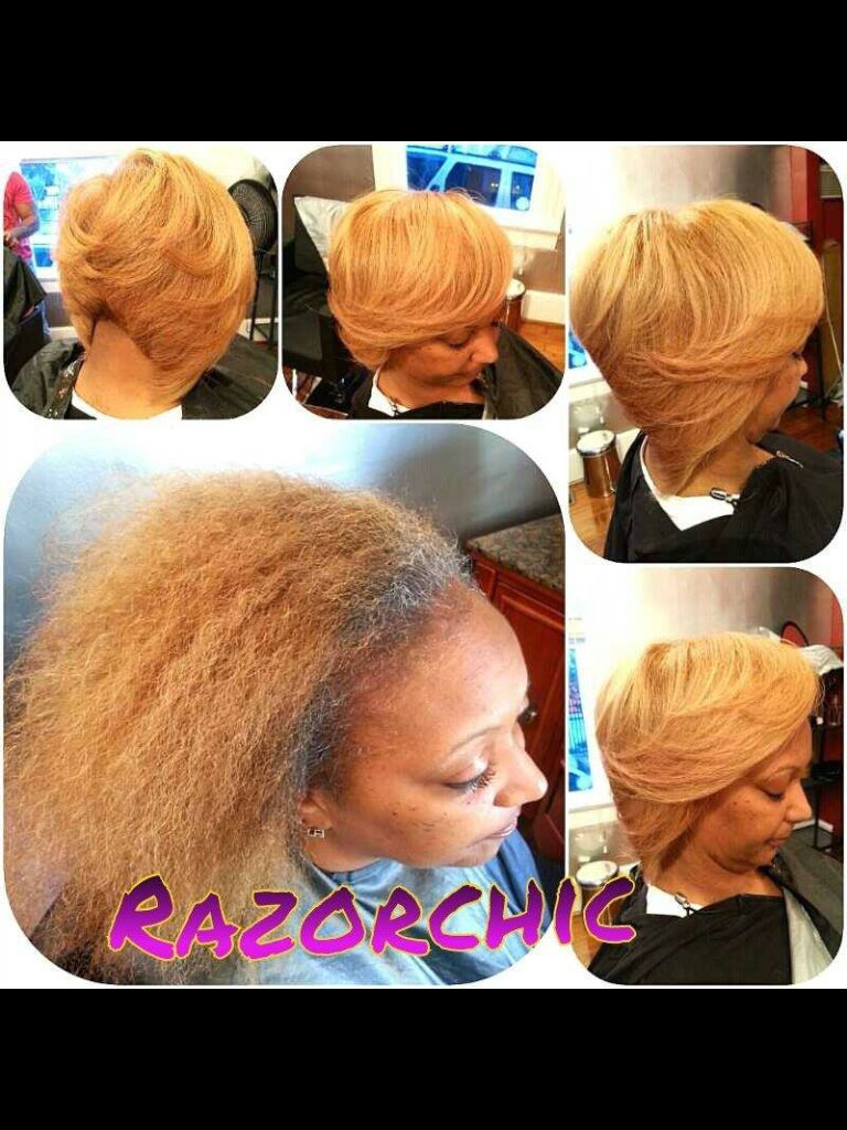 Razor Chic Atlanta | hairstyles | Pinterest | Razor chic, Hair style ...