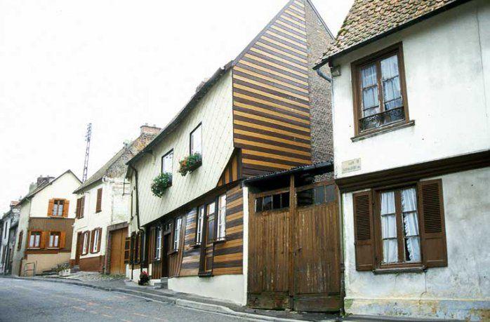 Maisons rurales picardes - PICARDIA, l'encyclopédie picarde