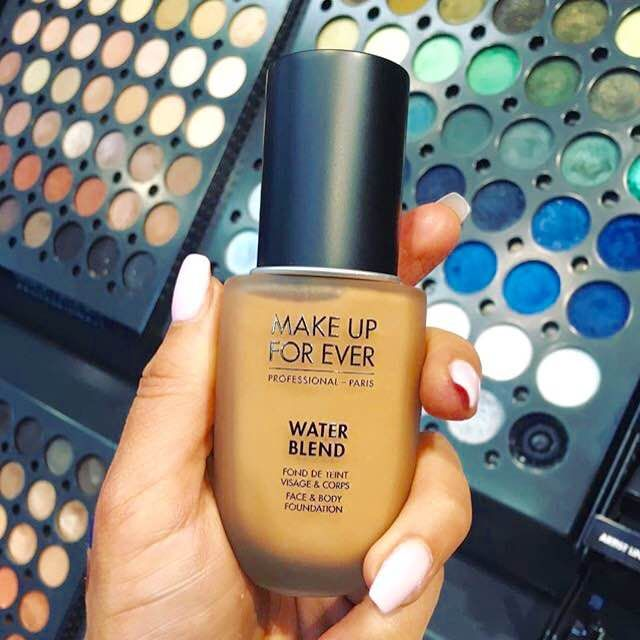 Alittlekiran New Beauty Makeup Forever Water Blend Foundation Review Price Swatches Makeup Forever Foundation Reviews Body Foundation