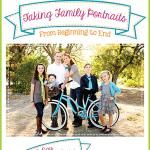 Choosing a photographer for family portraits.