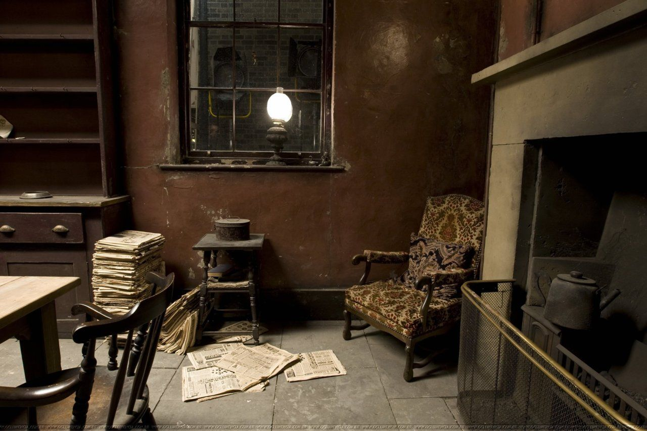 Number 12 Grimmauld Place Deathly Hallows Part 1 Harry Potter Places Harry Potter Set Harry Potter Aesthetic