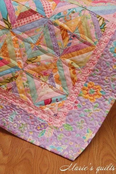 Кукольные одеяльца   Лоскутное одеяло