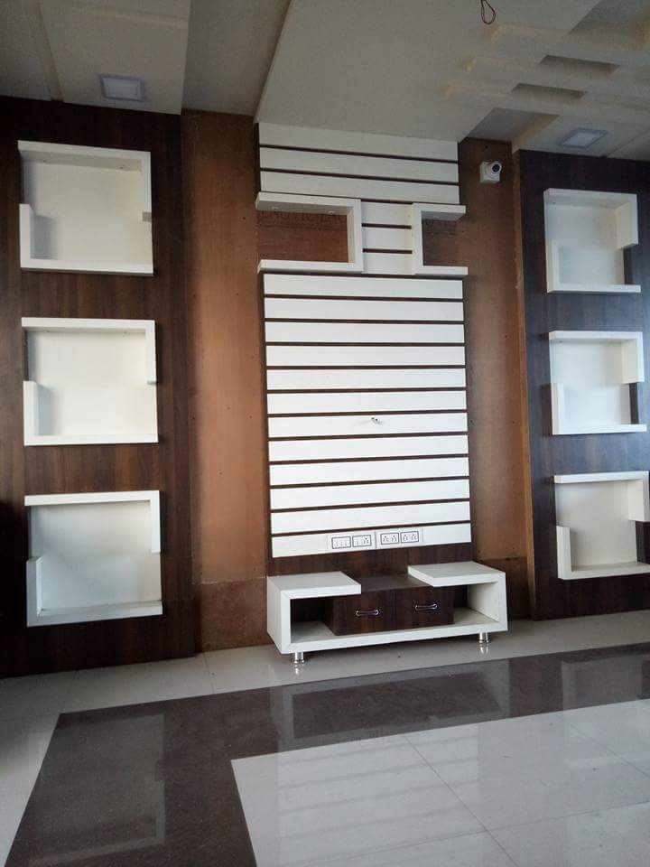 Latest Tv Unit Design: LCD PANEL DESIGN COLLECTION 3