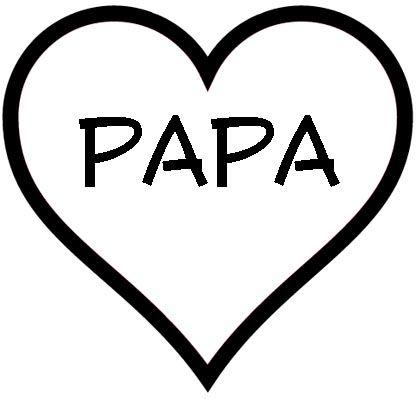 herz papa malvorlage geburtstag | malvorlagen, ausmalbilder, geburtstag malvorlagen
