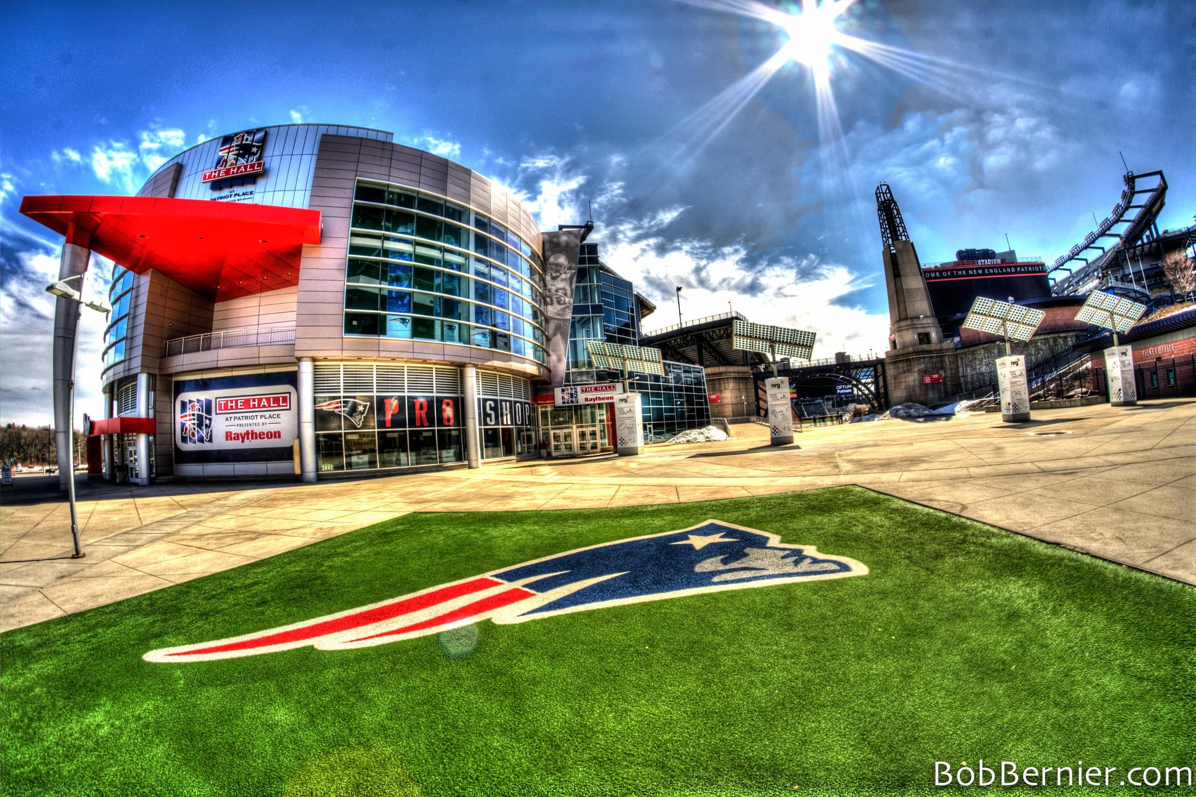 Day 166 Not Wel Ker Come Bye Bye Wes Gillette Stadium The Razor Foxboro Massachusetts Places To Go Gillette Stadium House Styles