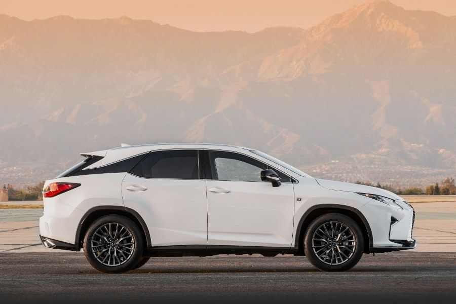 10 Best Used MidSize SUVs For Every Occasion Lexus rx
