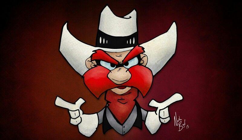 Get your guns up texas tech mascot texas tech