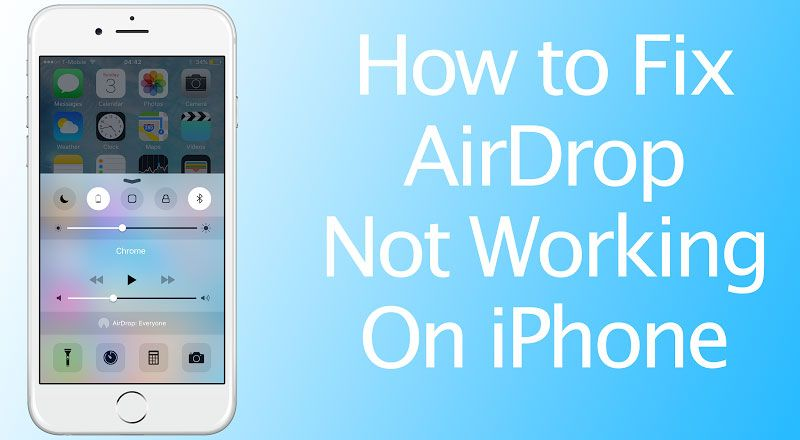Fix Airdrop Not Working On Iphone Ipad Ipod Or Mac Quickly Tech Hacks Iphone Ios