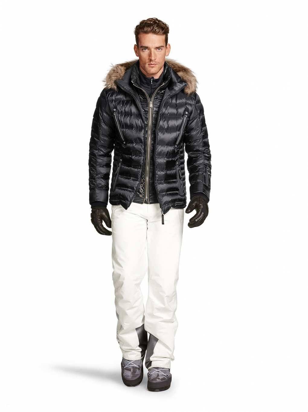 Bogner Men s Jari Down Ski Jacket in Black  abc6983e8