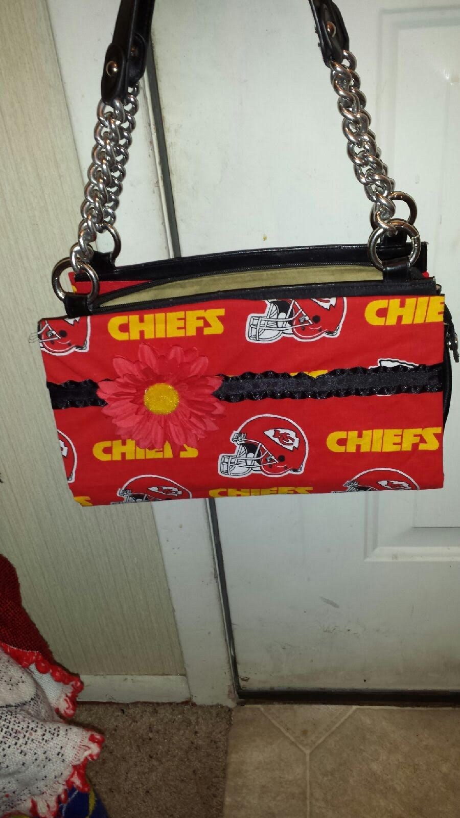 Miche Has Gone Out Of Business I Decided To Make My Own Cover Yay Kc Chiefs Next The Royals