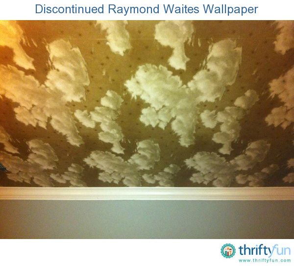 This is a guide about discontinued Raymond Waites wallpaper. It is very frustrating trying to find rolls of discontinued wallpaper to either finish a project or make repairs to the paper in a room.
