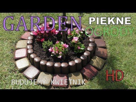 Ogrodowe Inspiraogrodycje Jak Zmontowac Fajny Mini Klomb Opis I Cennik Cz 2 Youtube Garden