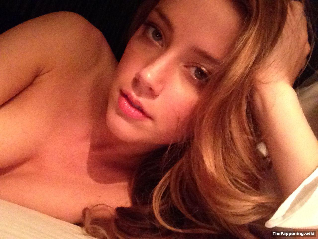 Leaked Fappening Amber Heard naked photo 2017
