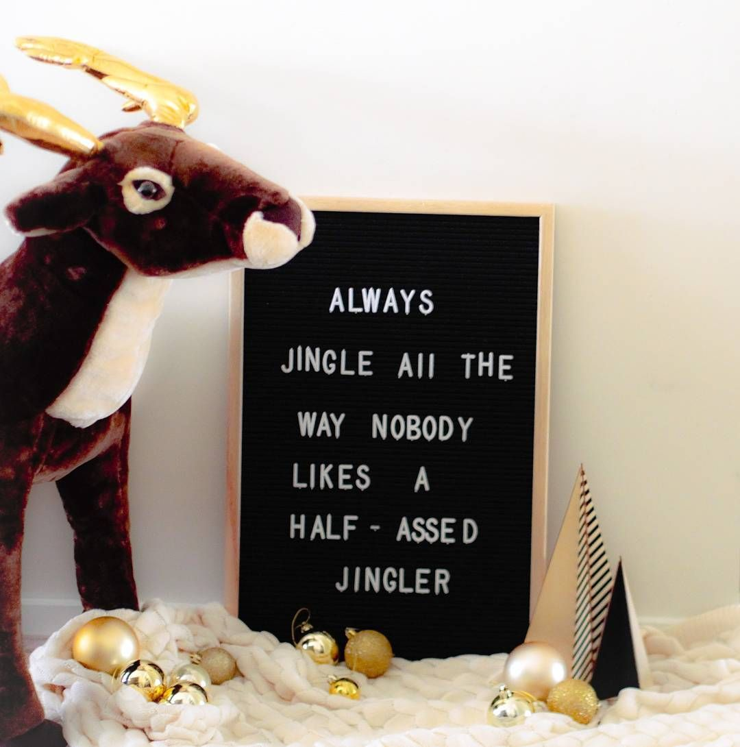 Christmas letterboard kmart | Letterboard quotes | Pinterest ...