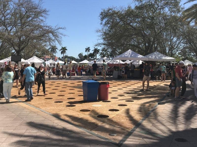 Clematis Green Market Clematis Street Clematis West Palm Beach