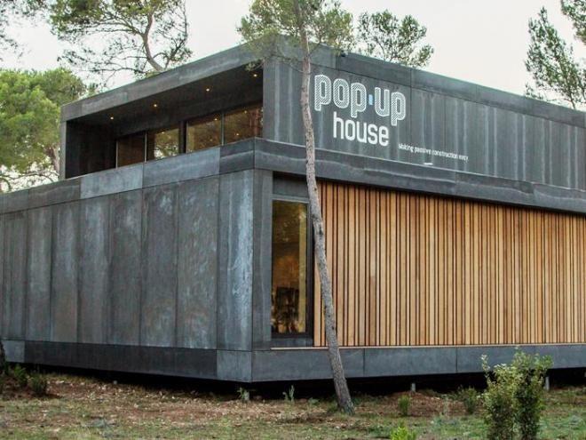 pop up house popup un nouveau concept racvolutionnaire new songs 2015